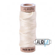 Aurifloss - 6-strand cotton floss - 2026 (Chalk)
